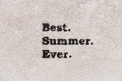 Managing Anxiety and OCD to have the best summer of your life.