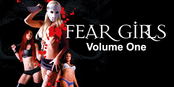 FEAR GIRLS Volume 1 – Now Available Amazon On Demand!