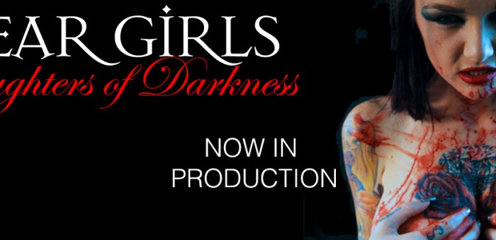 "FEAR GIRLS ""Daughters of Darkness"""