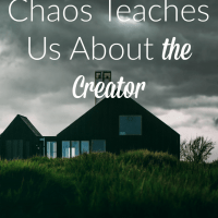 What the Chaos Teaches Us About the Creator
