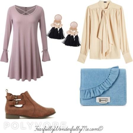 ruffles and frills fall fashion