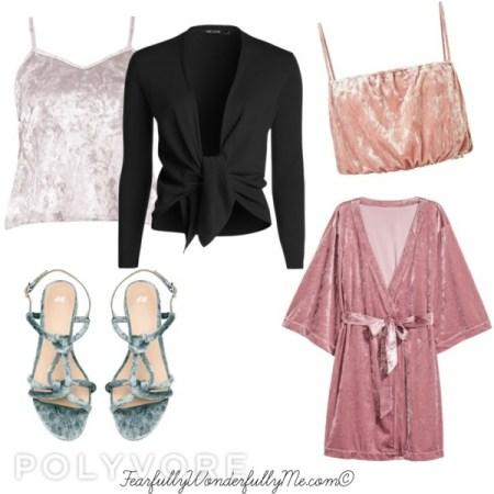 Velvet Crush fall fashion