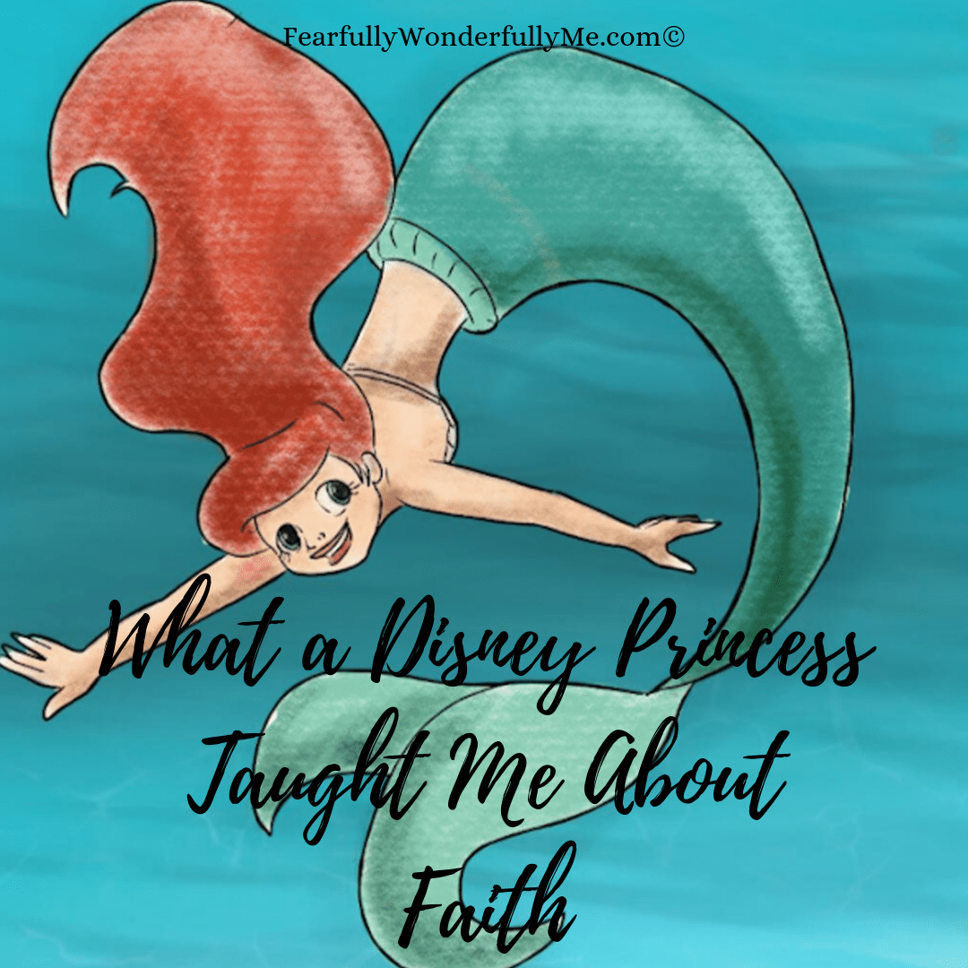 What a Disney Princess Taught Me About Faith
