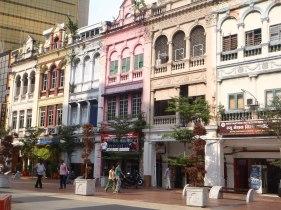 shophouses in KL