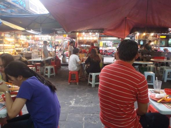 mmm street food i will miss you