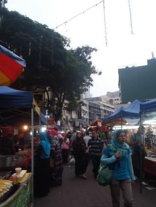 Little India night market
