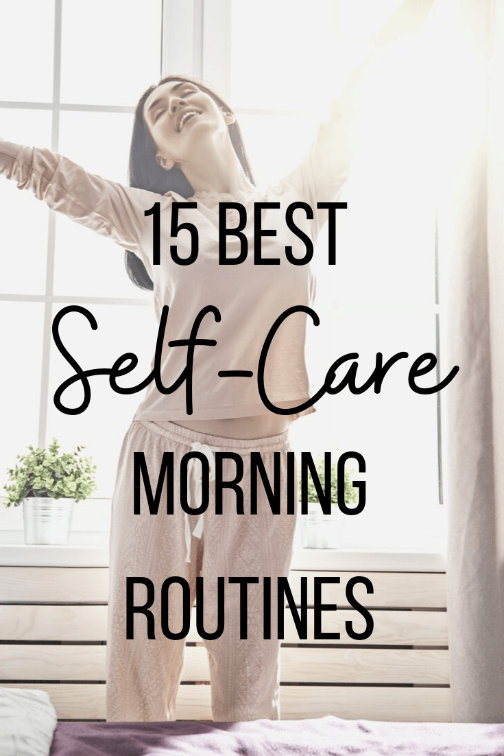 best self-care morning routines