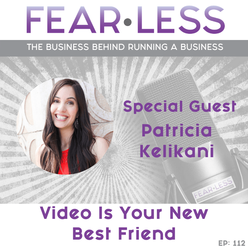 Video Is Your New Best Friend - Patricia Kelikani