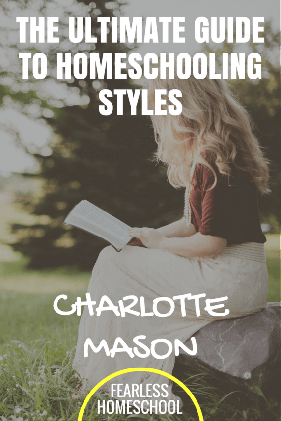 Unschooling - The Ultimate Guide to Homeschooling Styles from Fearless Homeschool