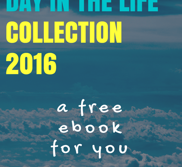 Homeschool Day in the Life Collection 2016 – a free ebook