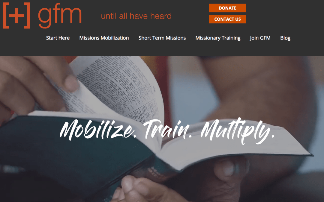 Christian Marketing Case Study: Global Frontier Missions