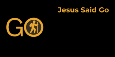 Jesus Said go
