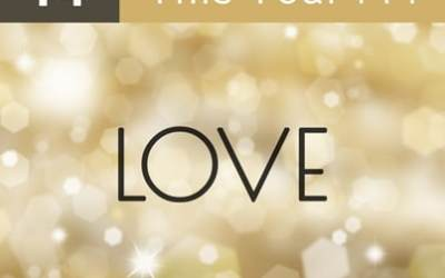 My Word for 2014 is Love