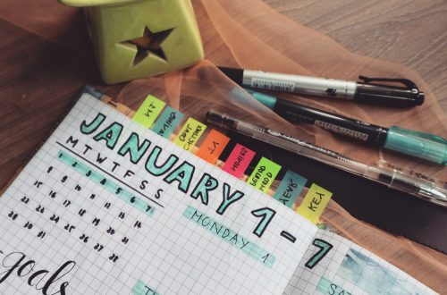 Planner to show that having a plan can help you save money