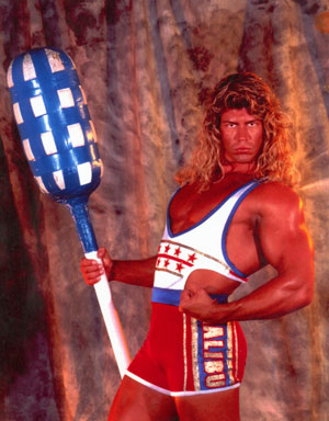 Malibu the American Gladiator agrees, dude.