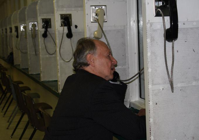 Herzog on death row 2