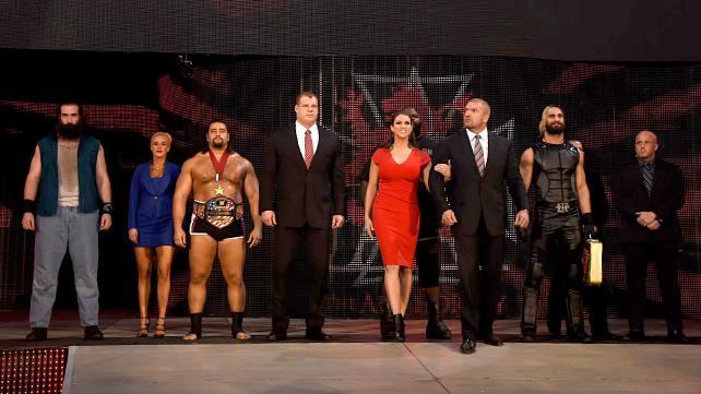 WWE Team Authority