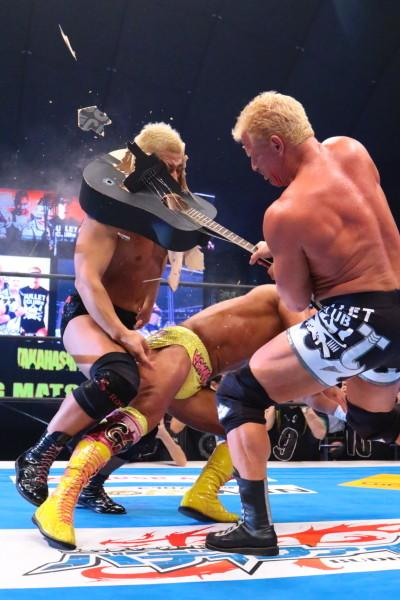 Jeff Jarrett njpw wrestle kingdom 9