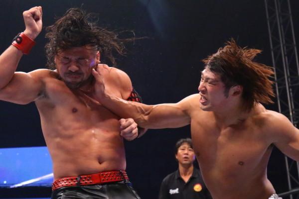 Shinsuke Nakamura vs Kota Ibushi NJPW WK 09