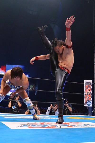 Shinsuke Nakamura vs Kota Ibushi NJPW WK9
