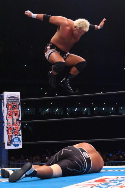 ishii vs makabe njpw wrestle kingdom 9 03