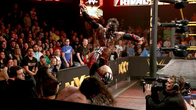 NXT Takeover Rival Bálor Neville