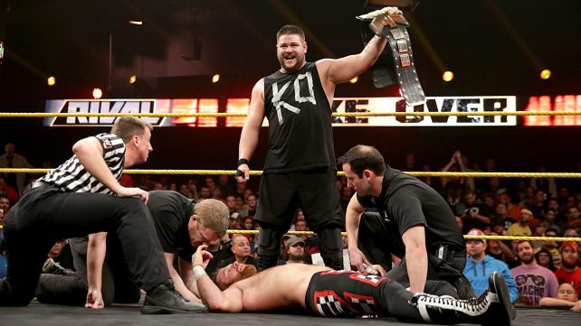 NXT Takeover Rival Sami Zayn Kevin Owens 2