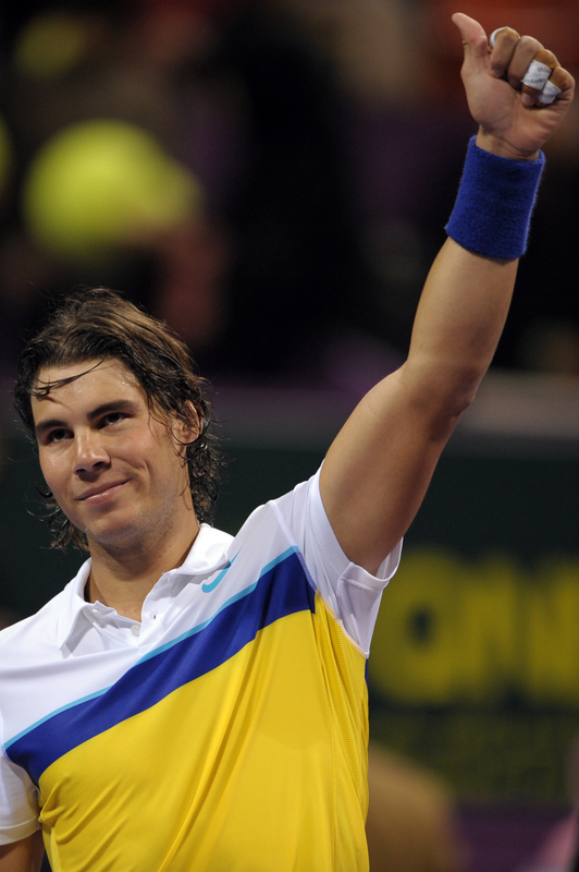 Rafael Nadal awarded No. 1 on World ATP Ranking (2/6)