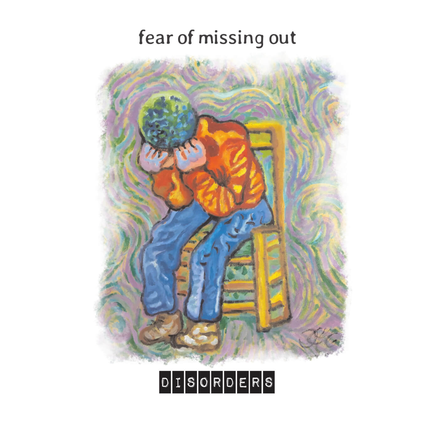 Portada de Disorders, de Fear Of Missing Out