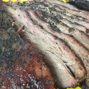 Oak Smoked Beef Brisket