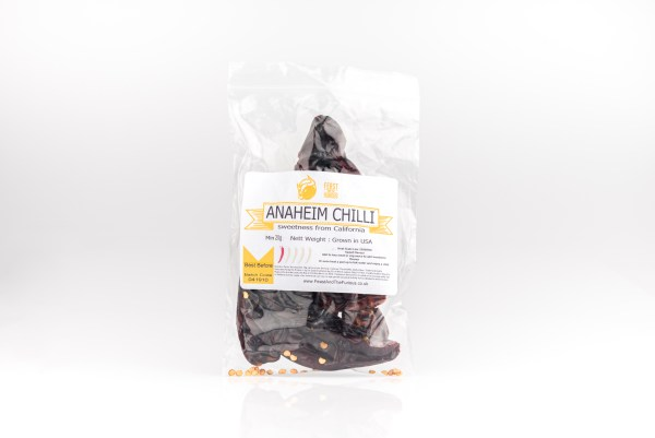Anaheim Whole Chillies