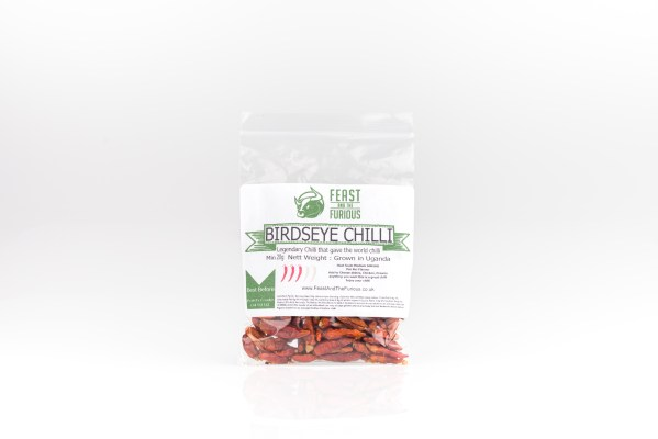 Birdseye Whole Chillies