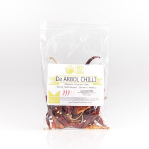 De Arbol Whole Chillies