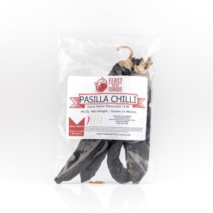 Pasilla Whole Chillies