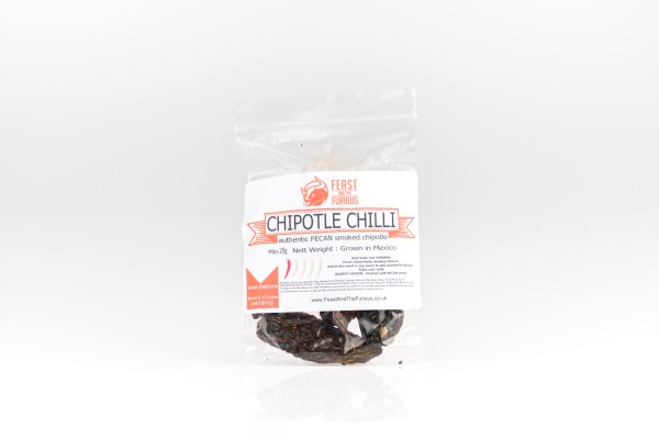 Chipotle Whole Chillies