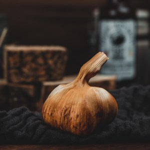 Smoked Garlic Bulb