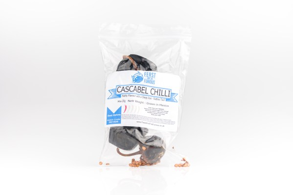 Cascabel Whole Chillies