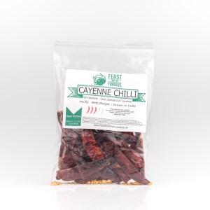 Cayenne Whole Chillies