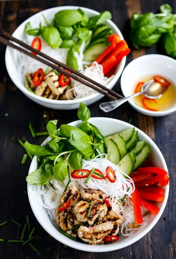 Vietnamese tofu salad recipes