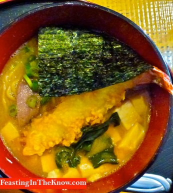 Hiroshima style ramen