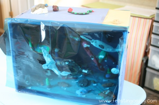 Ocean Box Closed