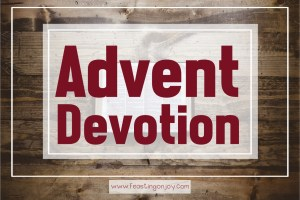 Family Advent Devotional