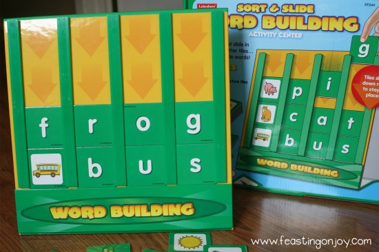 Word Building Game With Two Words