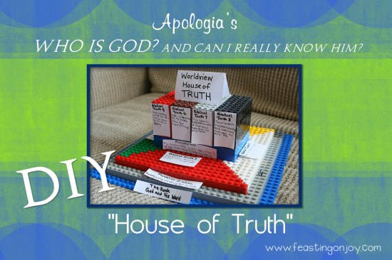 Apologias Who Is God and Can I Really Know Him DIY House of Truth