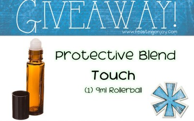 Protective Blend Essential Oil Rollerball Giveaway!