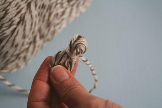Step-by-Step DIY Dryer Ball Tutorial 7 | Feasting On Joy
