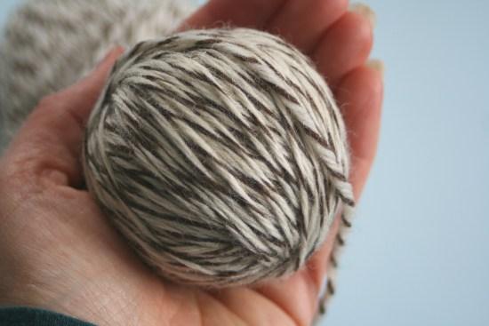 Step-by-Step DIY Dryer Ball Tutorial 12   Feasting On Joy
