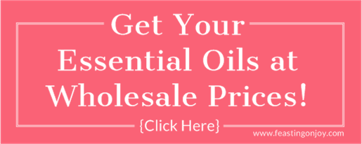 Get Your Essential Oils at Wholesale Prices | FeastingOnJoy Oils