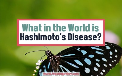 What in the World is Hashimotos Disease?