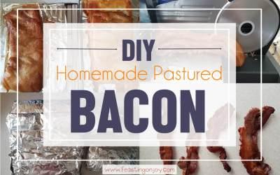 DIY Homemade Pastured Bacon